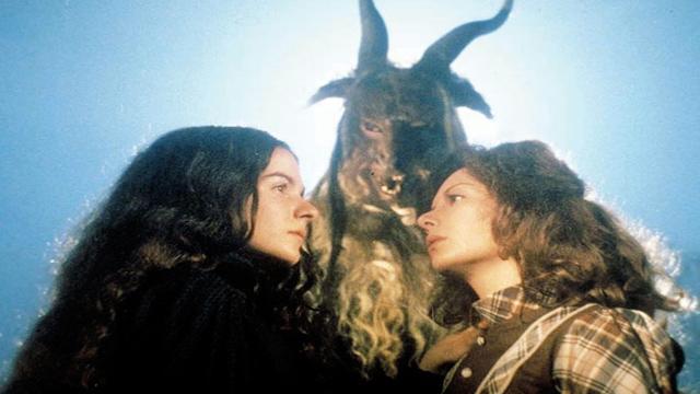 filmes sobre satanismo
